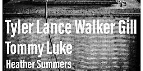 Tyler Lance Walker Gill, Tommy Luke & Heather Summers tickets