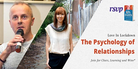 Love In Lockdown - The Psychology of Relationships tickets