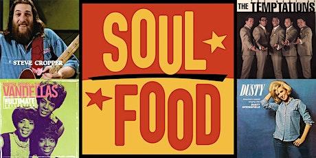 SHOW 2: 28/10/21:Favourites of Motown, Stax & Atlantic- Classic Album Night tickets