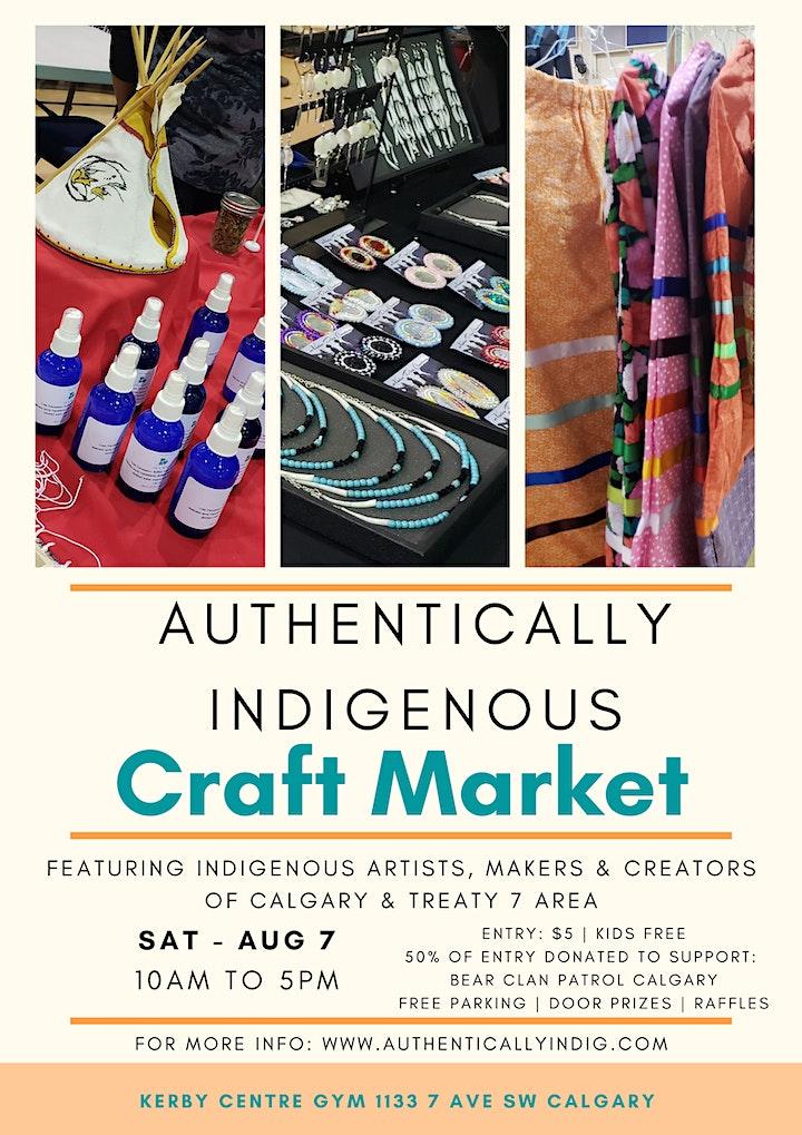 Authentically Indigenous Craft Market - Were Back! image