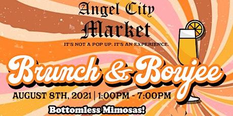 Angel City Market: Brunch & Boujee tickets