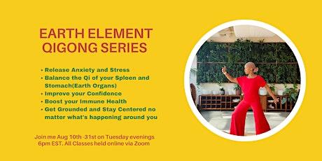 Earth Element Qigong Series tickets
