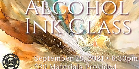 September Alcohol Paint Party tickets