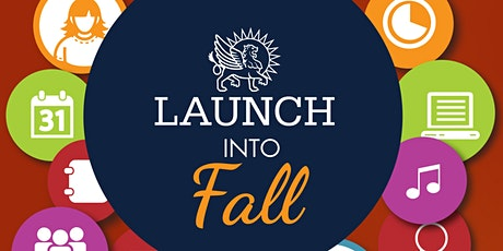 LAUNCH  2021 - Fall Orientation for Corpus Christi College Students tickets