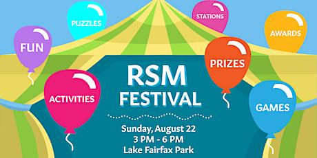 RSM Festival 2021 tickets