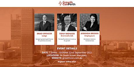 Growth Con Perth tickets