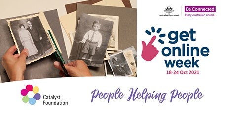 Explore Family History Online: A Get Online Week Exclusive tickets
