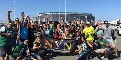NY Jets Game VS Buffalo Bills W/All Inclusive Tailgate Party&Rotating Seats tickets