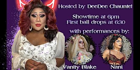 10/14 - Naughty Halloween Drag Bingo! tickets