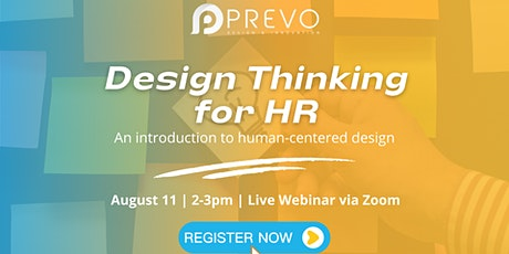 Introduction to Design Thinking for HR tickets