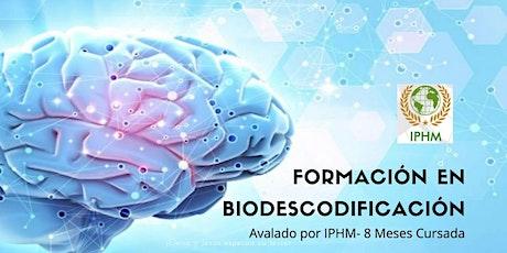 Formación Biodescodificación entradas