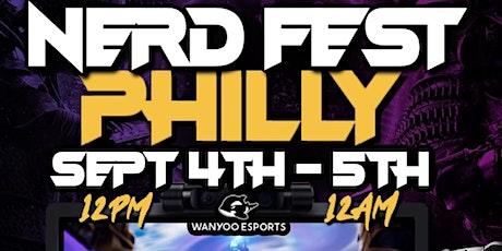 Nerd Fest Philly September 4th & 5th tickets