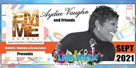 End of Summer Concert Featuring, Neo Soul Singer, Aydiee Vaughn tickets
