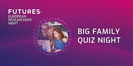 The Big Regional Family Quiz tickets