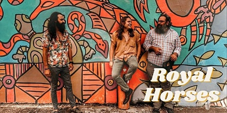 An Evening with The Royal Horses - Acoustic Sessions tickets