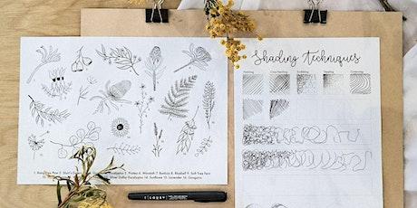 Fine Line Botanical Workshop - Native Flora tickets