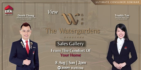 [UCS] View the Watergardens Sales Gallery From The Comfort Of Your Home tickets