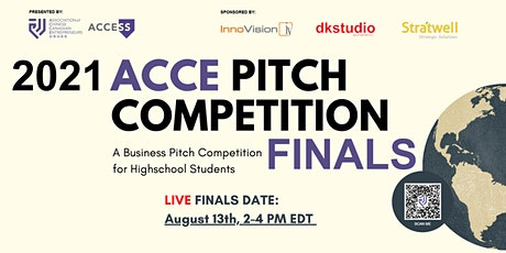 2021 ACCE Pitch Competition FINALS tickets