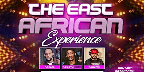 THE EAST AFRICAN EXPERIENCE tickets