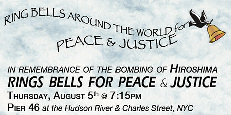 RING BELLS FOR PEACE & JUSTICE tickets