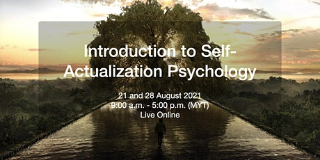 Introduction to Self-Actualization Psychology tickets