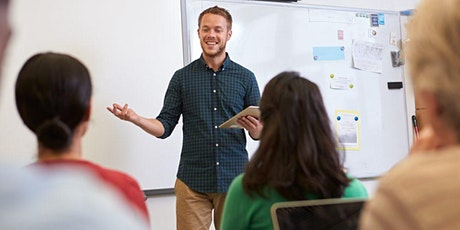 Become a Presentation Skills Coach 2-Day Course tickets