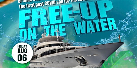 FREE-UP on the WATER tickets