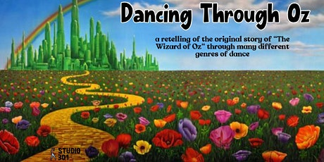 Dancing Through Oz: The Story of the Wizard of Oz tickets