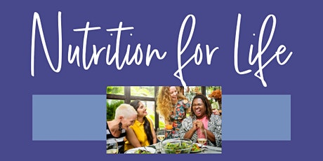 Nutrition for Life (Transition to Vegan 8 Week Online Course ) tickets