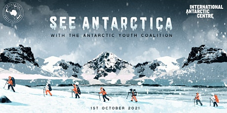 See Antarctica - With the Antarctic Youth Coalition tickets