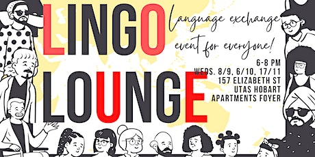 Lingo Lounge (for UTAS students/staff) tickets