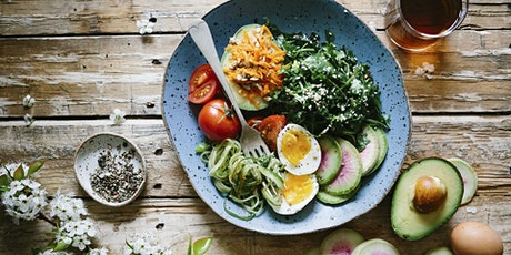 POSTPONED: Healthy eating habits in stressful times tickets