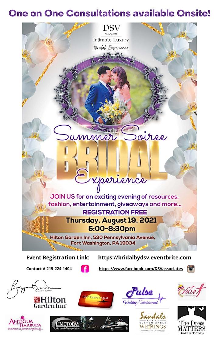 Intimate Luxury Bridal Experience image