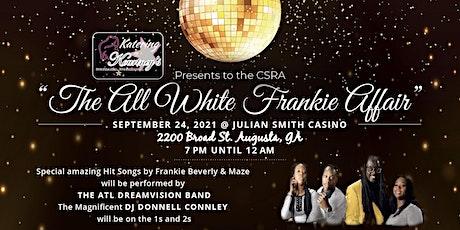 The All White Frankie Affair tickets