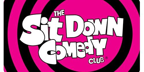 Sit Down Comedy Club - September tickets
