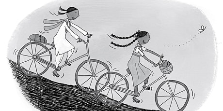 ONLINE - Book Launch - Trace Balla: Cycling Together tickets