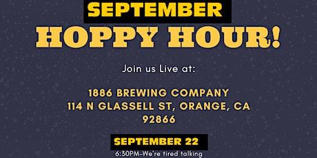 SEI OC-September Hoppy/Happy Hour tickets