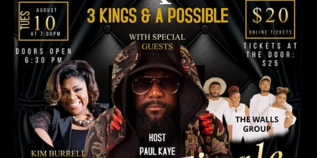 POP up PRAISE PARTY tickets