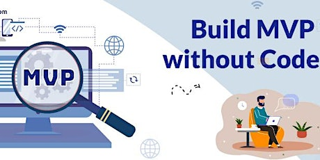 Building MVP without Code Training tickets