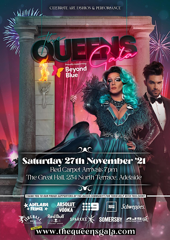 The Queens Gala 2021 image