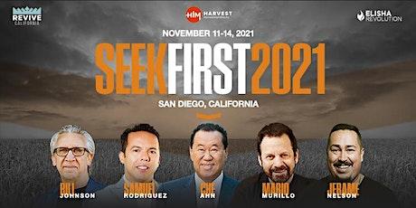 SEEK FIRST Conference - San Diego, CA boletos
