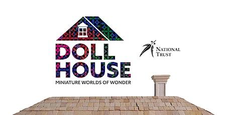Doll House: NTAV Mini Makers School Holiday Program -September tickets