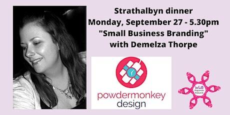Strathalbyn dinner - Women in Business Regional Network -  Monday 27/9/2021 tickets