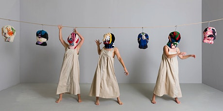 Creating Wearable Sculptural Masks  with Anna Perach tickets