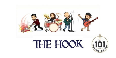 The Hook @ The 101 tickets