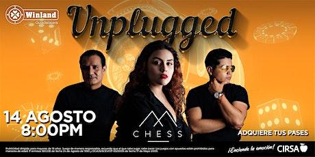 Unplugged Chess boletos
