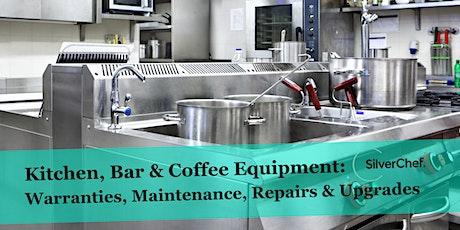 Kitchen & Coffee Equipment - Warranties, Maintenance, Repairs & Upgrades tickets