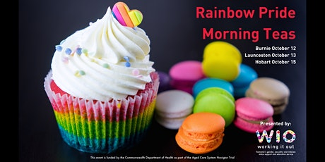 Rainbow Pride Morning Tea - North West tickets