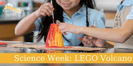 Newman Library Science Week - Lego Volcano tickets