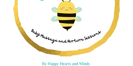 'Baby Bees' Baby Massage 6wk course, birth to pre-crawling tickets